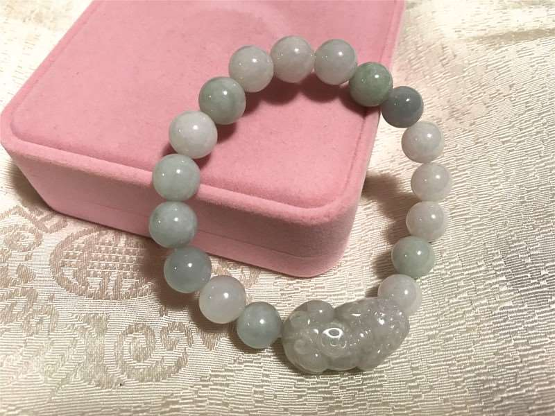 Style 1 (10mm Beads) [+$1.00]